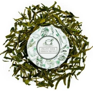 Herbata Zielona - Zielony Smok