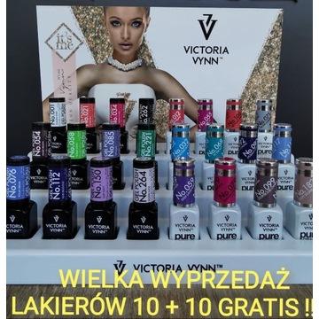 Wyprzedaż Lakierów Victoria Vynn 10+10
