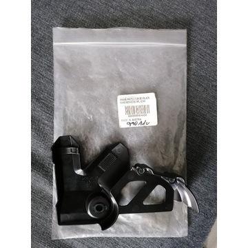 Zestaw ochronny ramy czarny do KTM 950/990