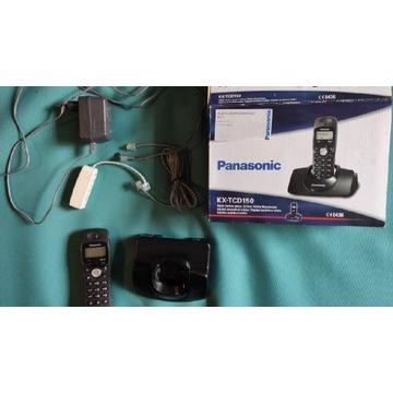 Telefon Panasonic bezsznurowy DECT bezprzewodowy