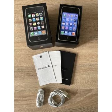 iPhone 3GS 16GB Czarny komplet