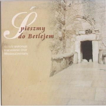 Śpieszmy do Betlejem - płyta CD