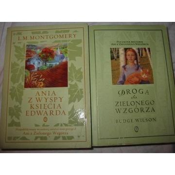 ANIA Z WYSPY KSIĘCIA EDWARDA+DROGA DO ZIELONEGO