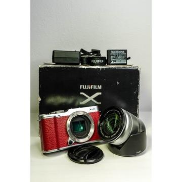 Komplet Fuji X-A1 + XC 16-50