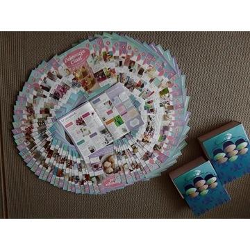 DEKORACJA CIAST ozdabianie tortów numery od 1-85