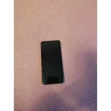 Smartfon Samsung Galaxy S10 8 GB / 128 GB czarny
