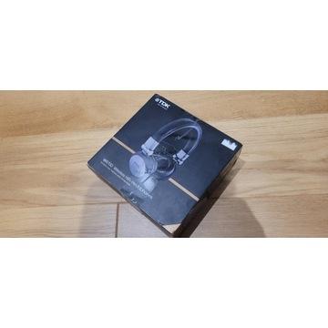 Słuchawki bezprzewodowe TDK WR700 (t78065) Czarne