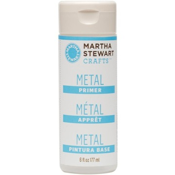 Primer do metalu Martha Stewart