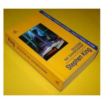 STEPHEN KING SKAZANI NA SHAWSHANK