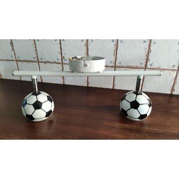 Lampa sufitowa / kinkiet soccer 2 pilka nożna