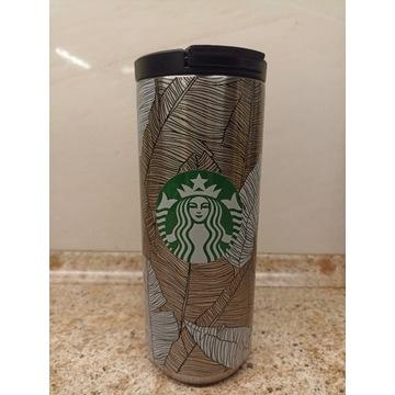 Kubek termiczny Starbucks model Leaf