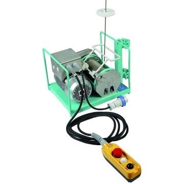 Wciągarka linowa elektryczna IMER AP150 150kg
