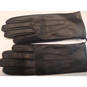 Rękawiczki oficerskie zimowe r.23 w super cenie!
