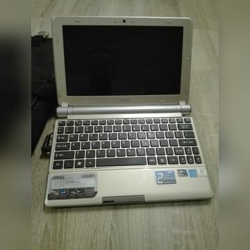 Laptop MSI - U160H