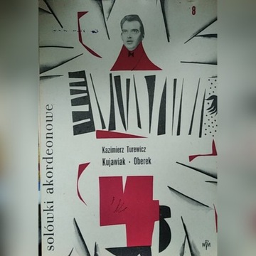 Solówki akordeonowe nuty akordeon Kujawiak Oberek