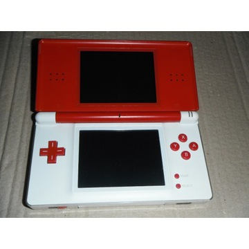 konsola NINTENDO DS LITE czerwono-biała (NN)