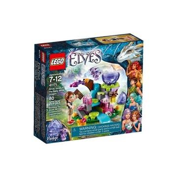 LEGO 41171 Elves - Emily Jones i mały Smok Wiatru