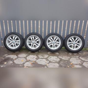 BMW E36 E46 E90 koła 205/55 R16 4- opony zimowe