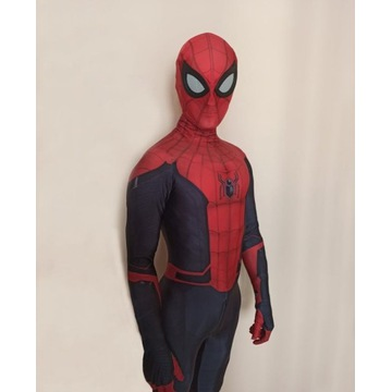 Strój Spider-Man Far Far Home - Cosplay Marvel
