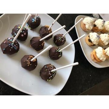 Muffiny / cake pops / KRAKÓW