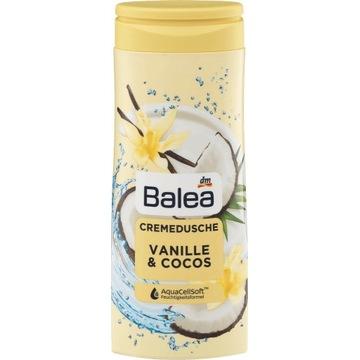 BALEA żel pod prysznic Wanilia i Kokos