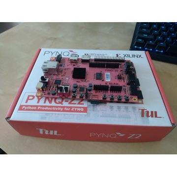 PynQ Z2 - zestaw rozwojowy FPGA Python