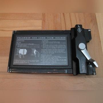 Kaseta 4x5 Polaroid 545 film holder OK