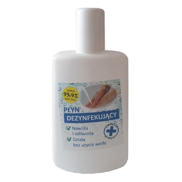 Płyn do dezynfekcji Bioline130ml99,9%atnywirusowy