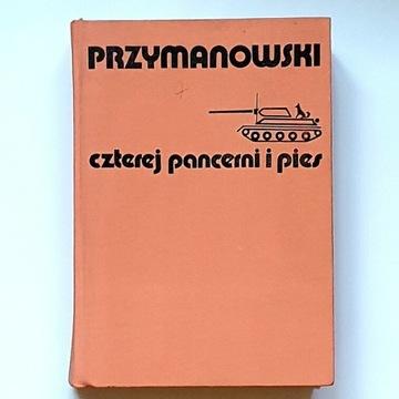 Czterej pancerni i pies. Janusz Przymanowski