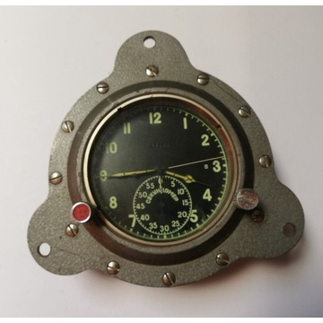 Zegar lotniczy ZSRR 61 CzP - UNIKAT