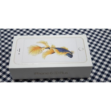 Apple iPhone 6s PLUS - 128 GB. ZŁOTY.