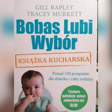Bobas Lubi Wybór Książka Kucharska Rapley Murkett