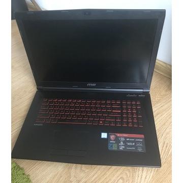 Laptop MSI GL72
