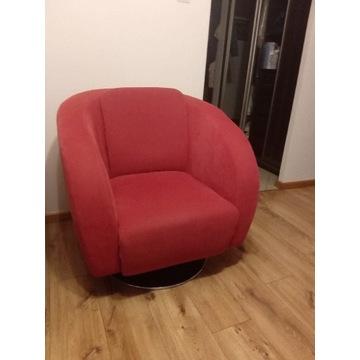 Fotel nowoczesny obrotowy