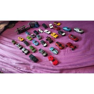 Resoraki samochody resorówki  Duży zestaw!