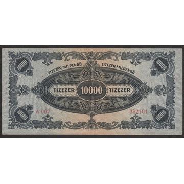 Węgry 10000 pengo 1946 - stan 2/3