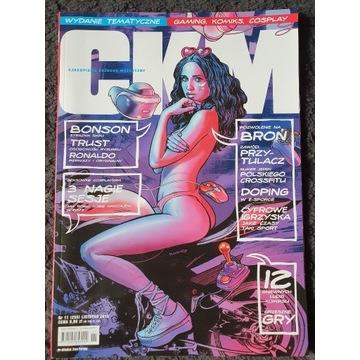 CKM listopad 2019 (255) gaming, komiks, cosplay