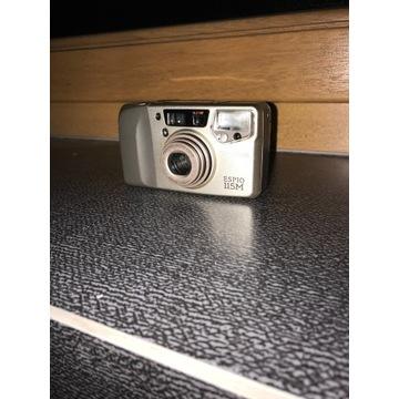 Aparat Analogowy Pentax Espio 115M - vintage, glow