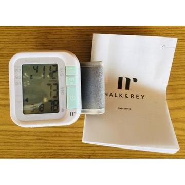 Ciśnieniomierz nadgarstkowy Nalk & Rey TMB-1117-S