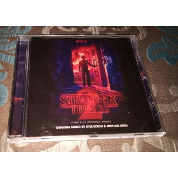 Stranger things season 2 OST CD