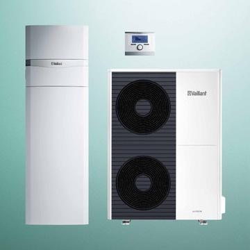 Pompa ciepła VAILLANT 9,2 kW monoblok z montażem