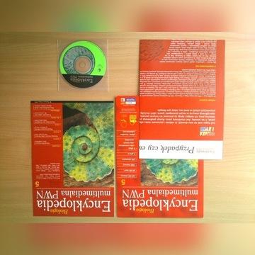 Encyklopedia Multimedialna PWN 5 Biologia UNIKAT