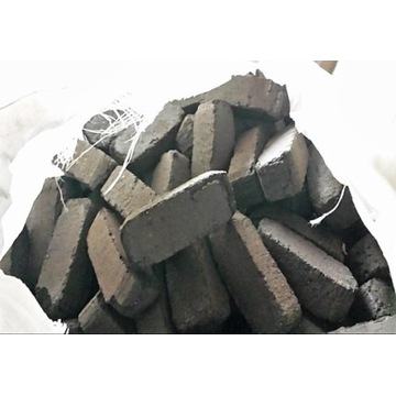 Brykiet Torfowy 1000kg BIGBAG Ekologiczny Węgiel