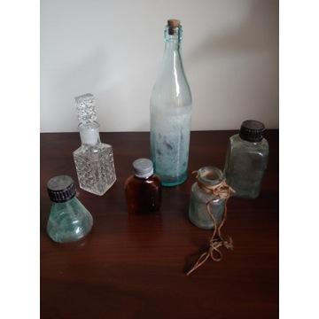 Zestaw butelek