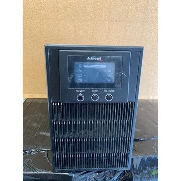 Zasilacz awaryjny UPS ActivJet 1000 VA / 700 Watt