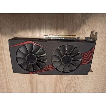 ASUS Radeon RX470 4GB Mining Dual GDDR5 DVI