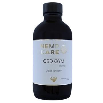Hemp Care CBD GYM 100mg olej konopny