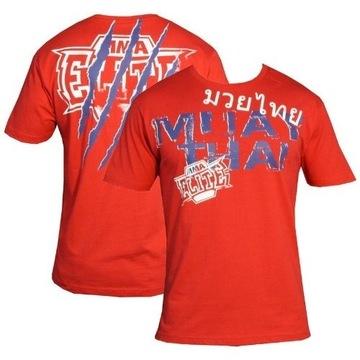 T-shirt koszulka MMA Elite roz. S