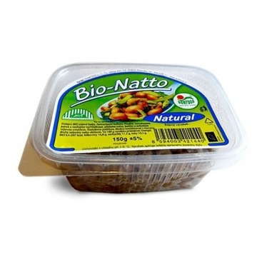 BIO Natto 150g - witamina K2mk7 - SunFood (60)L