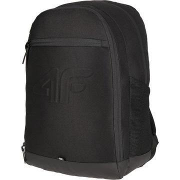 Plecak 4F Czarny 19L Miejski Szkolny PCU006